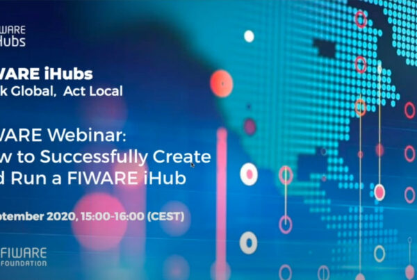 How to Successfully Create and Run a FIWARE iHub