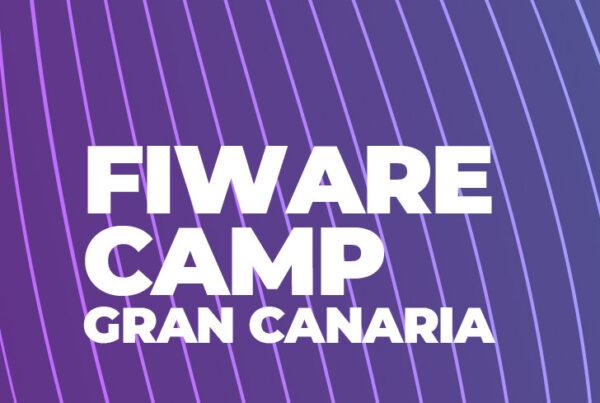 FIWARE CAMP GC Live